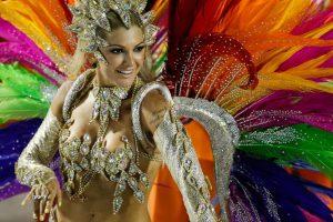 Murcia Carnival Performer
